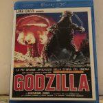 Luigi Cozzi Godzilla (Italian with English Subtitles) on Blu-ray/DVD Combo in 1080p HD