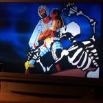 Skeleton Warriors The Complete Series 13 Episode Set on 2 Blu-ray Discs in 1080p HD