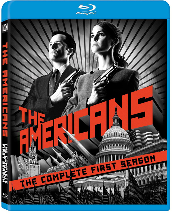 The Americans: Season 1 available February 11th on Blu-ray and DVD