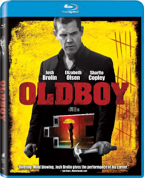 Oldboy cover art.