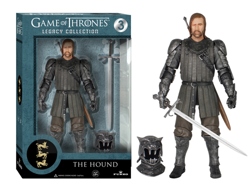 @Photo of Game of Thrones' Funko figures provided by Bender/Helper Impact