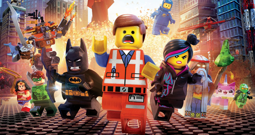 The Lego Movie is filled with laughs and heart.