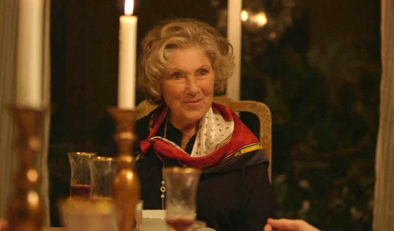 Marion Ross plays Aunt Irene in A Reason