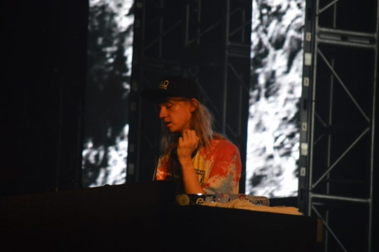 Cashmere Cat - Brian Anderson Monsters and Critics 2015 ©
