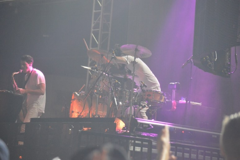 Big Gigantic - Brian Anderson Monsters and Critics 2015 ©