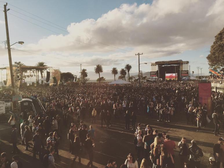 Review: Treasure Island Music Festival 2015
