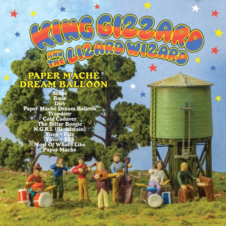 Review: King Gizzard & The Lizard Wizard 'Paper Mâché Dream Balloon'