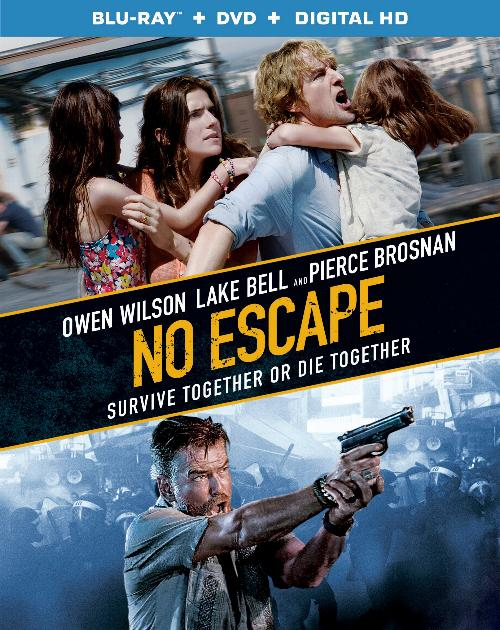 No Escape delivers enough suspense to keep the audience hooked.