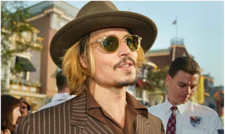 Johnny Depp, one of the richest actors in the world