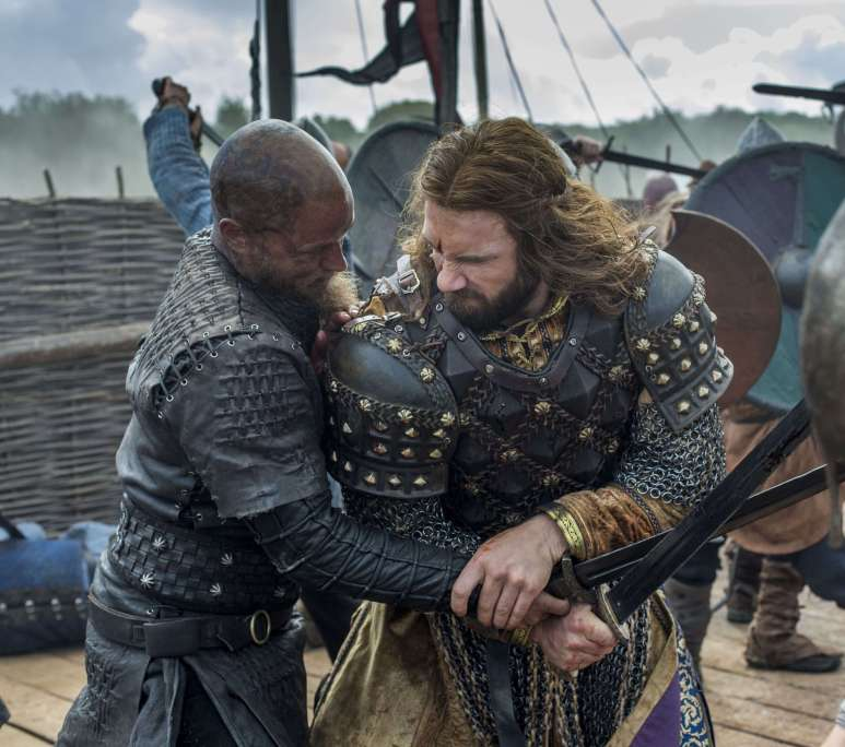 It's brother vs. brother in the mid-season finale, airing Thursday 4.21 (cr- Jonathan Hession - HISTORY)