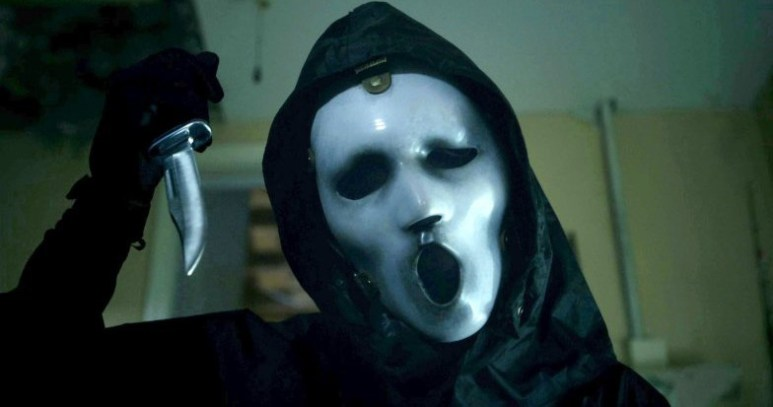 Scream is light on scares. but fans will love the gore.