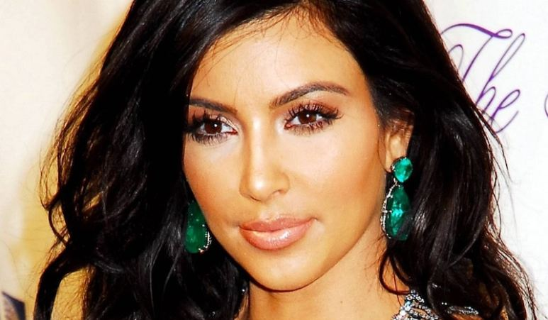 Kim took to Twitter to speak out about gun control legislation. Pic: ImageCollect