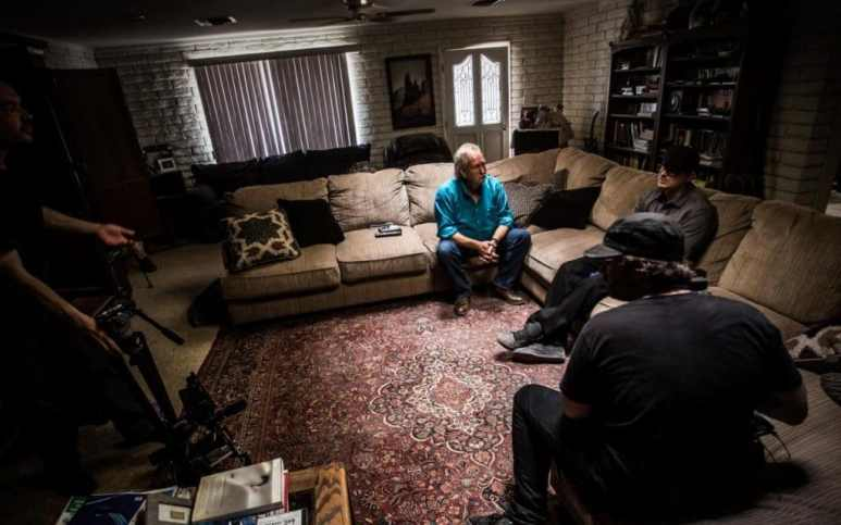 John Edmunds of Stardust Ranch is interviewed by the Ghost Adventures team