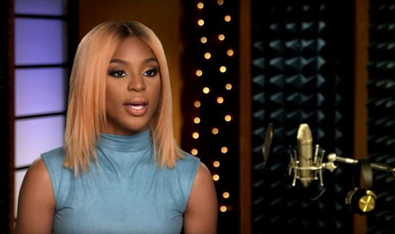 Brianna Perry talks about her frustrations on tonight's Sisterhood of Hip Hop