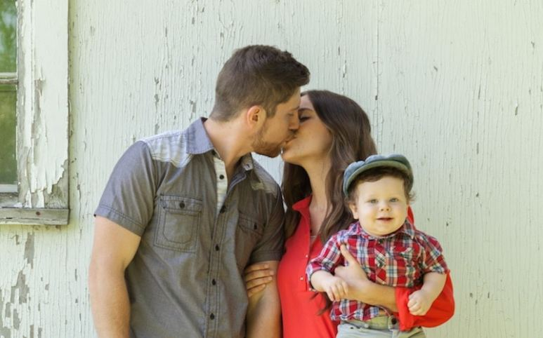 Counting On's Jessa and Ben with son Spurgeon