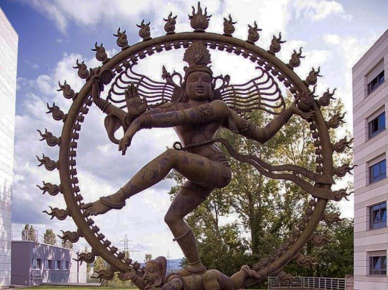 Shiva the cosmic dancer