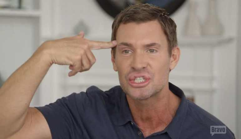Jeff Lewis visibly on edge as he deals with multiple issues on this week's Flipping Out