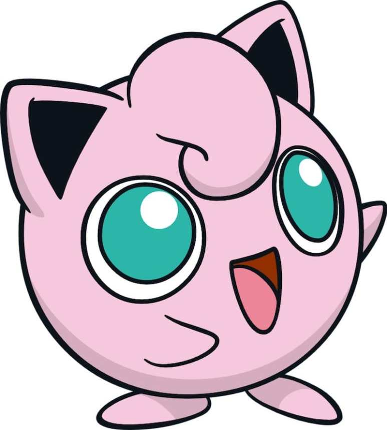 A picture of Jigglypuff