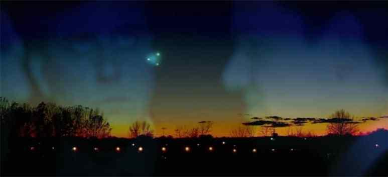 Jimmy Carter said he witnessed a UFO