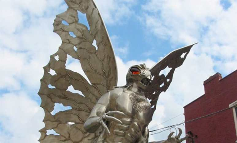 Paranormal Witness - The Mothman
