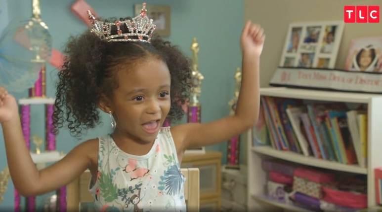 It's cuteness overload at The Little Miss Black US Pageant in TLC's Little Miss Atlanta