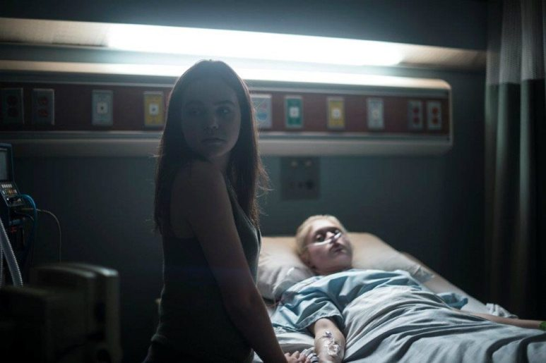The Night Before Halloween premieres tonight on Syfy