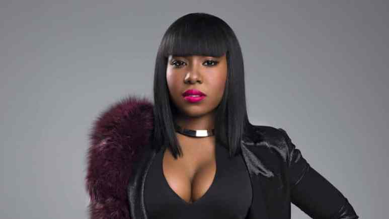 Bianca Bonnie aka Young B in her promo shot for Love & Hip Hop: New York