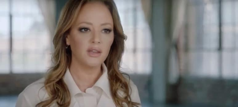 Remini says that she knew she had to leave for her family but the church says she was desperate to stay and was booted out.