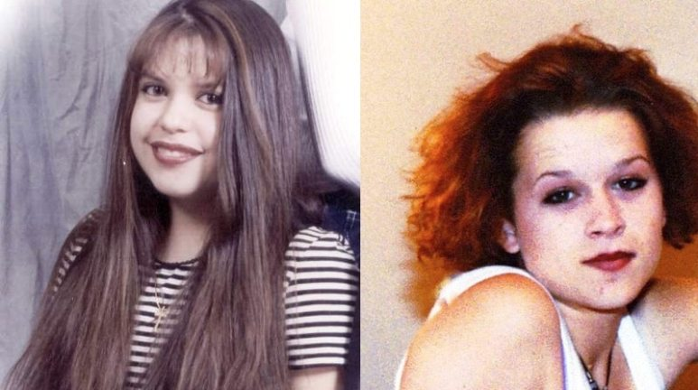 Crissy Campbell and her friend Dawn Donaldson were murdered by sam Strange