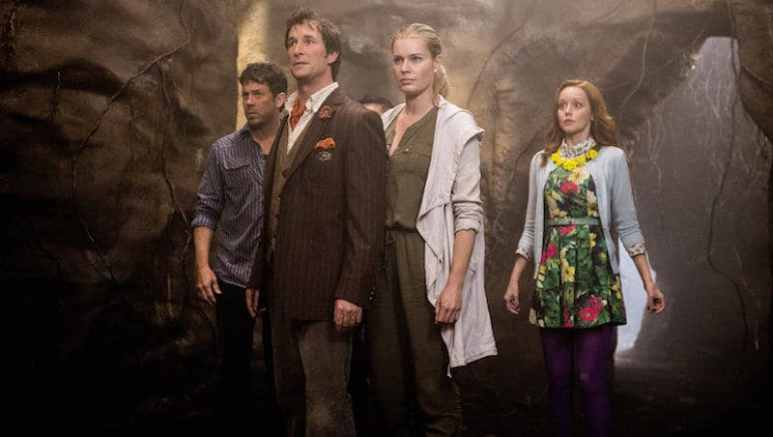 The Librarians are back for a 10-episode Season 3