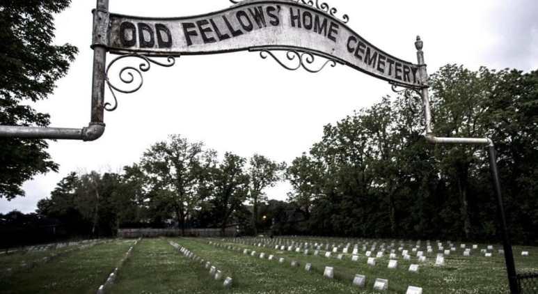 Odd Fellows Home Cemetery