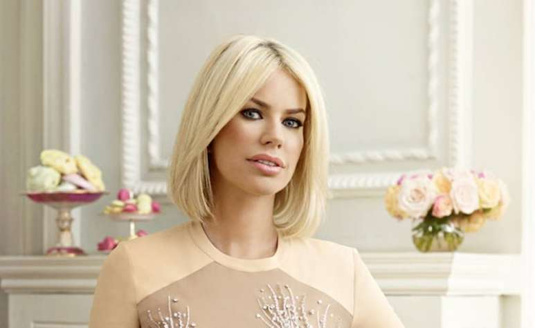 Caroline Stanbury in her profile picture for Ladies of London