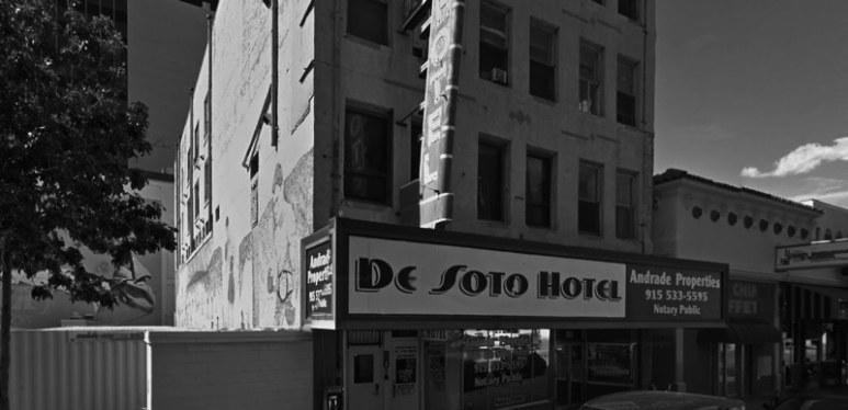 Ghost Adventures visits the De Soto Hotel in El Paso