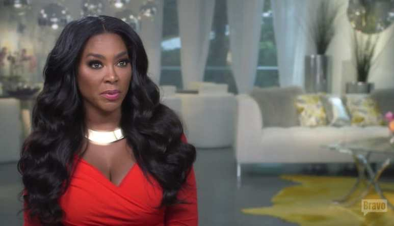 Kenya Moore talks about her issues with ex Matt Jordan on this week's The Real Housewives of Atlanta