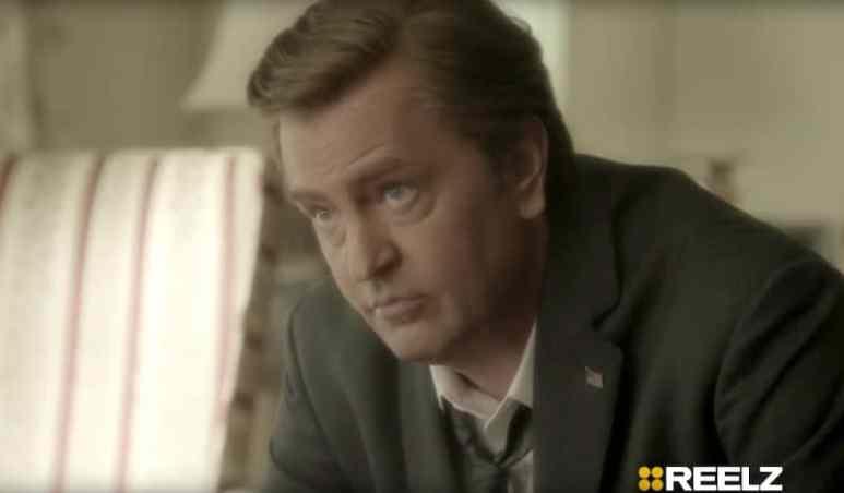Matthew Perry as Teddy Kennedy