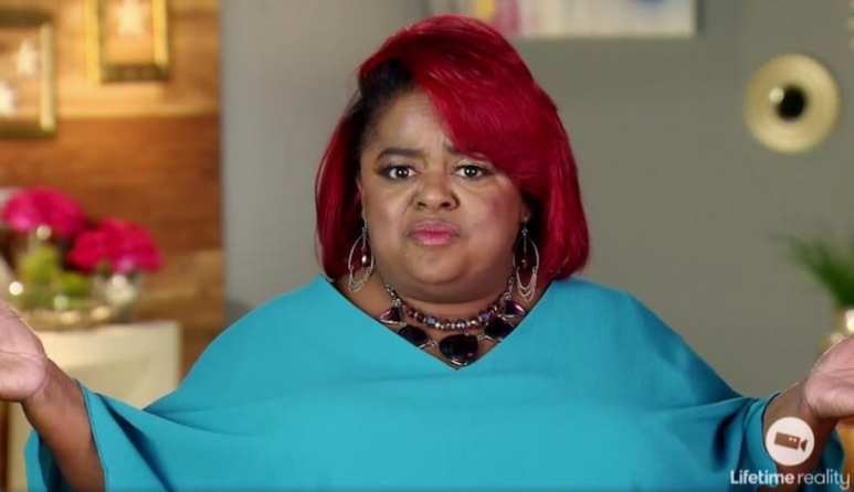 Ms Juicy expresses her disbelief over the revelations about Minnie on Little Women: Atlanta