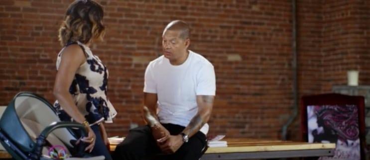 Love & Hip Hop tara and Peter