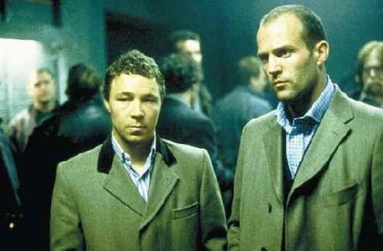 Stephen Graham alongside Jason Statham in Guy Ritchie's Snatch