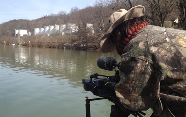 What Lies Upstream focuses on the chemical spill of the Elk River that contaminated drinking water for 300,000