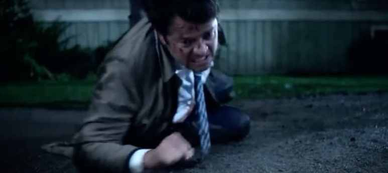 Castiel is in trouble on this week's episode of Supernatural