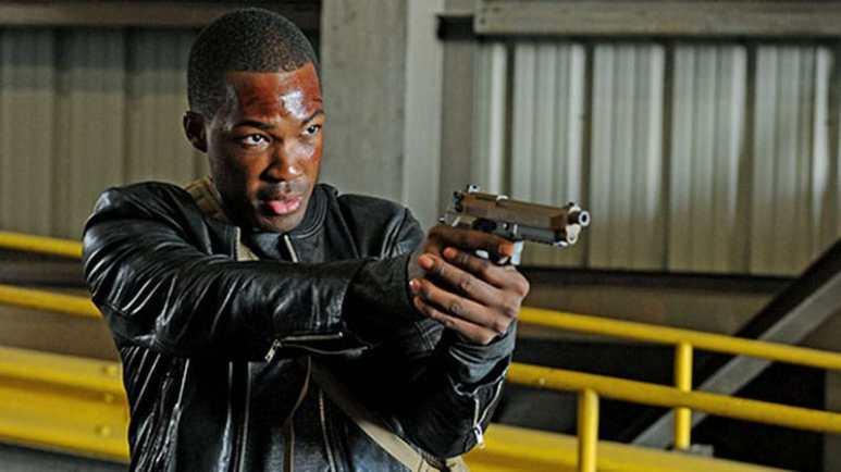 Corey Hawkins as Eric Carter in 24: Legacy