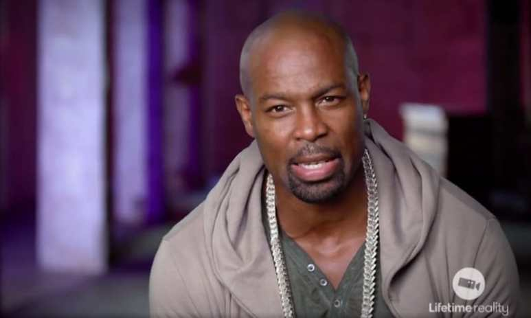 Darrin talks about his feud with Alvester on this week's Vivica's Black Magic