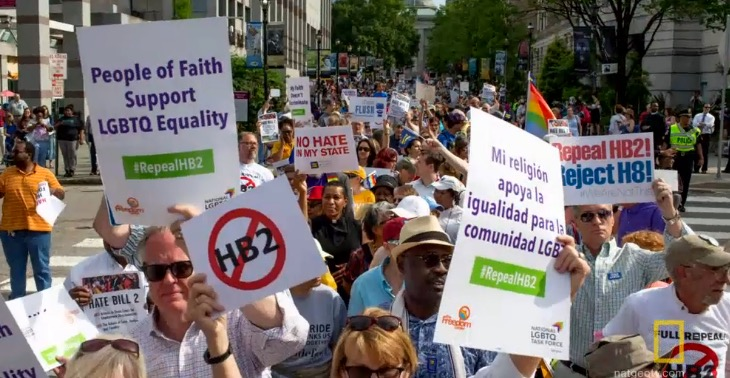 Rights for LGBT people are a hot topic