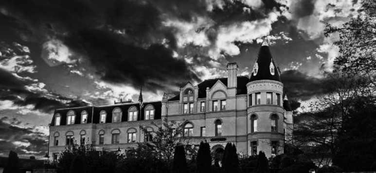 Manresa Castle on Ghost Adventures