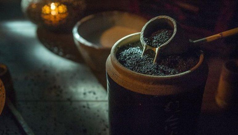 Sulphur, saltpeter, pine resin, and carbon mixed gave us gunpowder