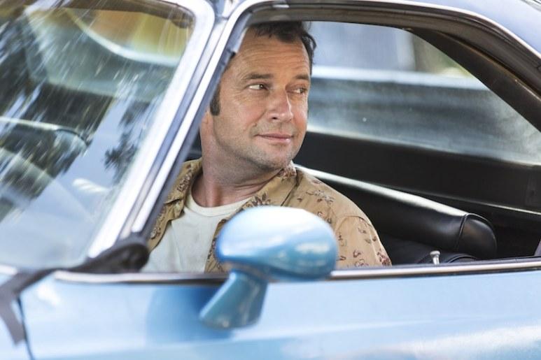 James Purefoy as Hap Collins