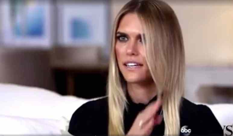 Lauren talks about her horrific ordeal on ABC's People Icons