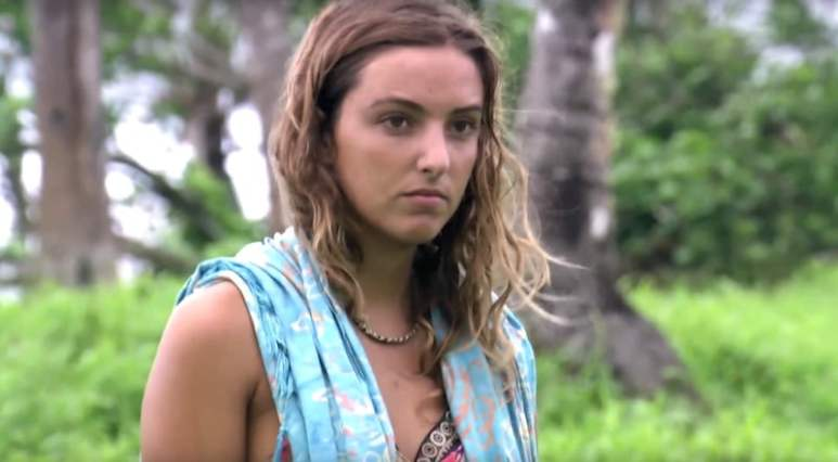 Makani gets confronted by Alex after stealing the food on this week's Stranded With a Million Dollars