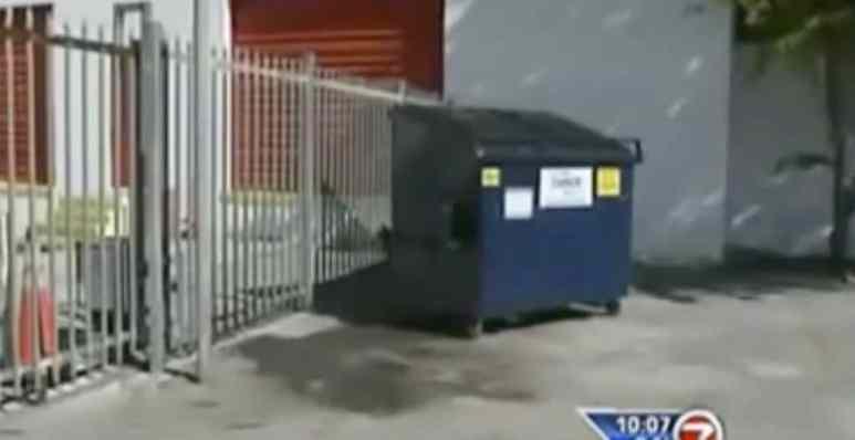 Paula Sladewski's body was found in a burning dumpster