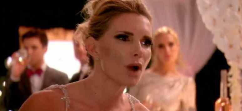 Eden Sasson tells Lisa Rinna what she thinks of her